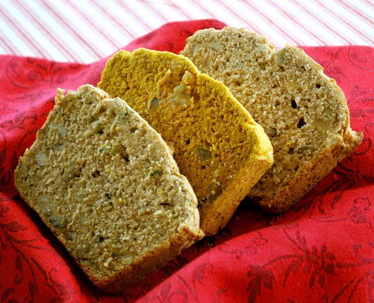 Breads, Breads Pumpkin, Zucchini Breads Recipes, Quick Breads ...