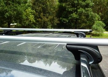 HEAVY DUTY ALUMINIUM ROOF RACK CROSS BARS - $95.00