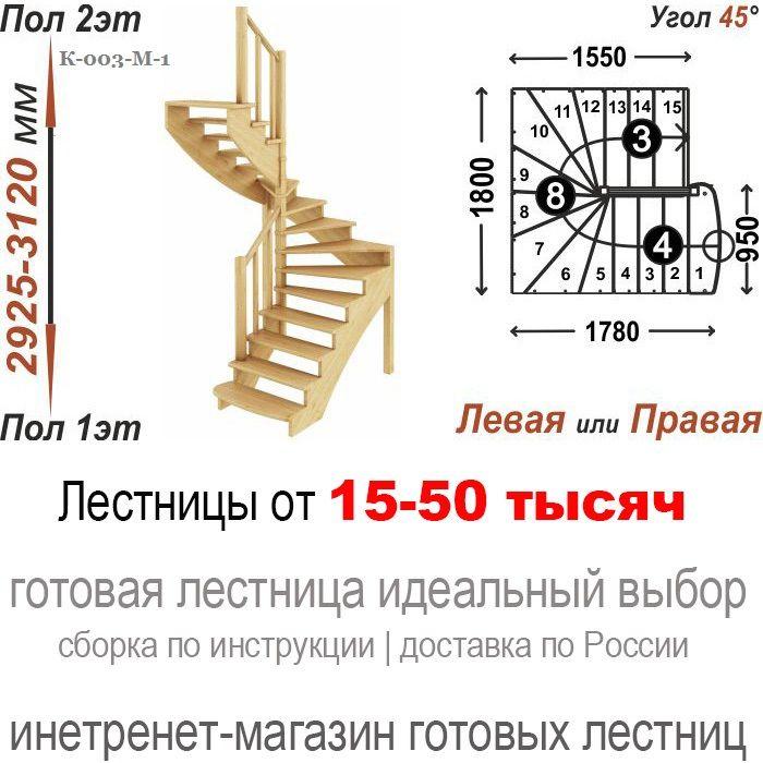 винтовые лестницы в кирове http://shorti.be/15