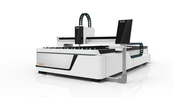 Fiber laser cutting machine, 500-3000W