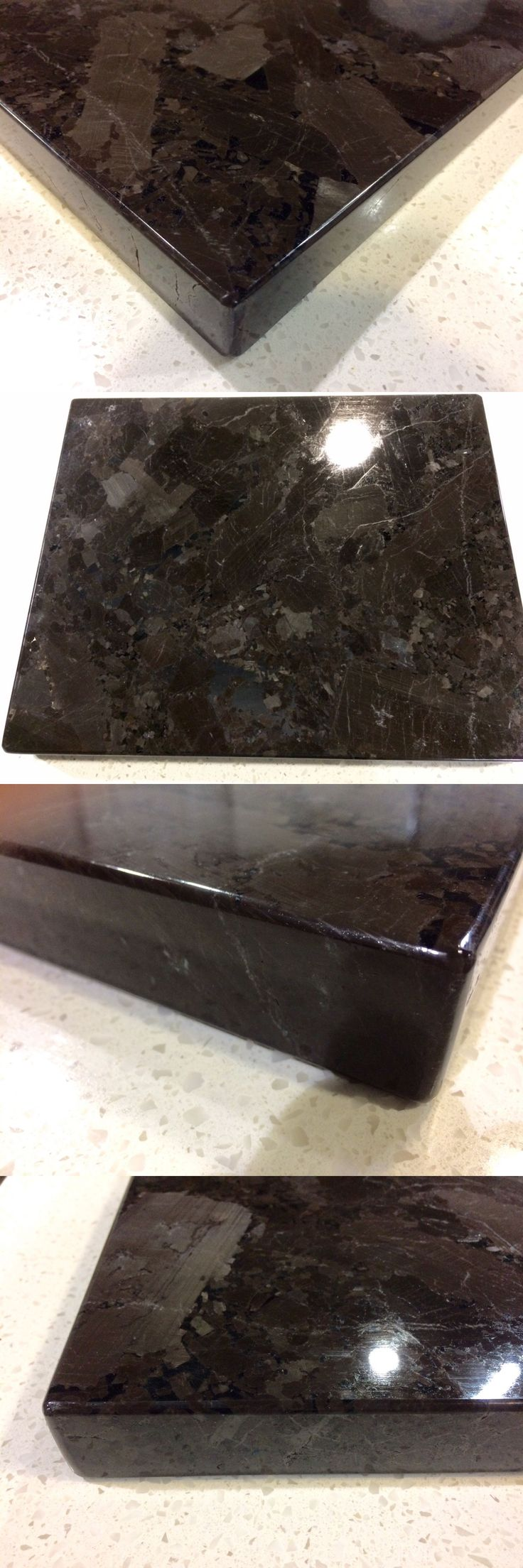 Cutting Boards 46282: Granite Cutting Board Brown Antique Natural Stone 10 X12 X 1 1 4 -> BUY IT NOW ONLY: $38.79 on eBay!