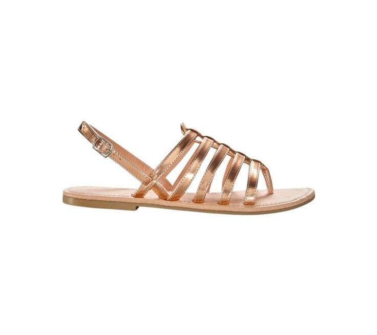 Remienkové sandále | blancheporte.sk