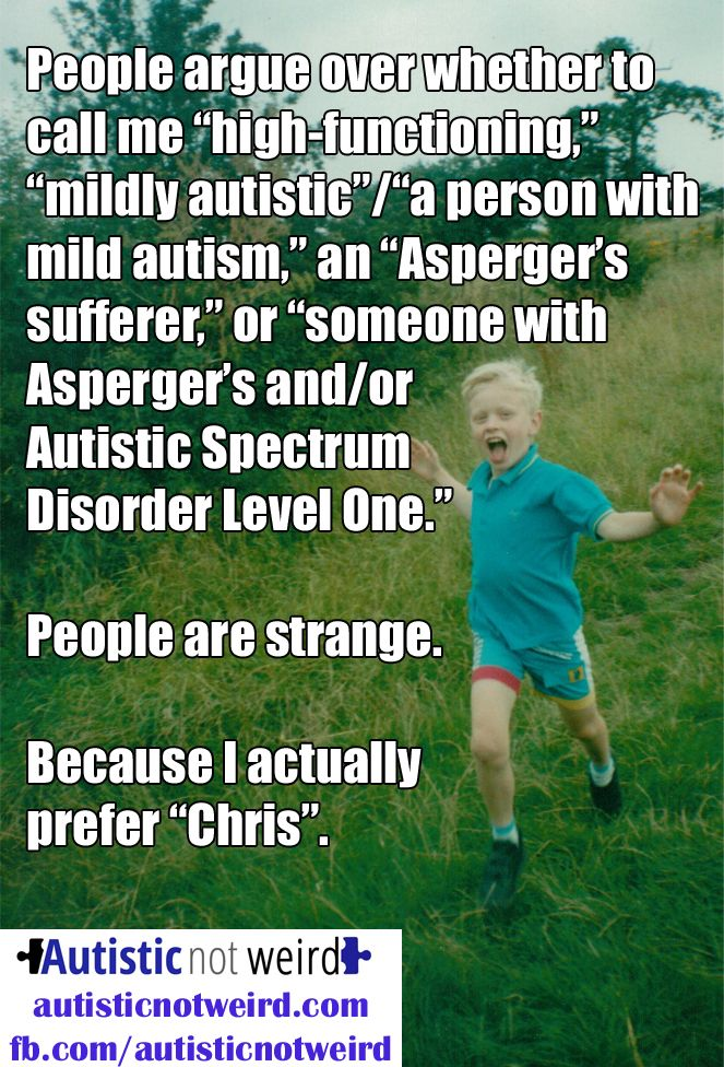 aspergers syndrome short essay Asperger's did not stop me from publishing a book- it actually helped me to do it) 48) people on the autism spectrum, even in the most severe cases, know how to love and be loved in return they express it differently, but they mean it.