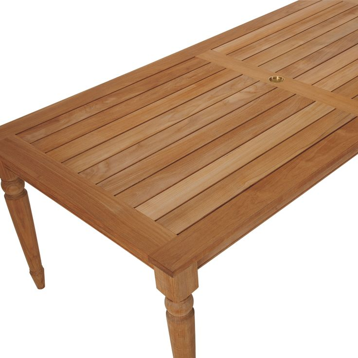 From Ethanallen.com · OUTDOOR FURNITURE TIP: To Maintain Or Restore The  Original Reddish Tonality Of Teak, Apply