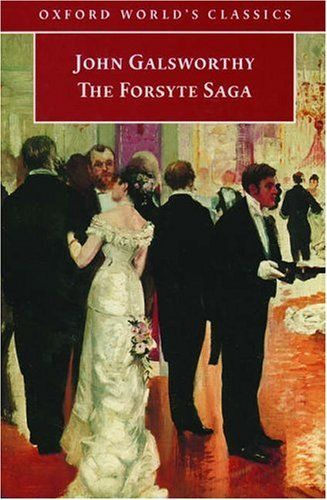 Once started, I could not put this book down; it is that compelling. I fully understand why John Galsworthy was awarded the Nobel Prize for Literature in 1932. For those who love novels about England, The Forsyte Saga is a must read.