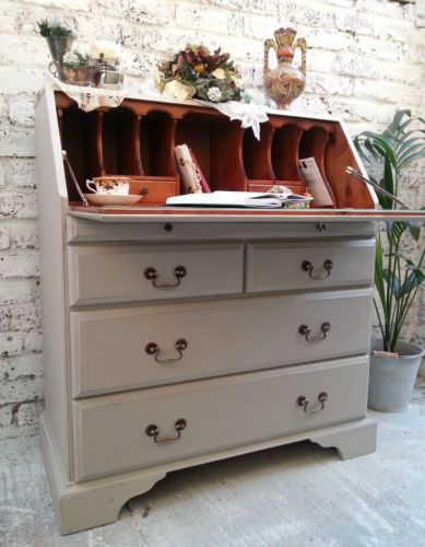 best 10 writing bureau ideas on pinterest bureau desk antique writing desk and painted bureau. Black Bedroom Furniture Sets. Home Design Ideas