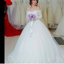 2016 Beyaz Uzun Kollu Gelinlik Kat Uzunluk Düğün Topu Törenlerinde Gelin Giydirme Robe De Mariage Custom Made Vestidos De Noiva(China (Mainland))