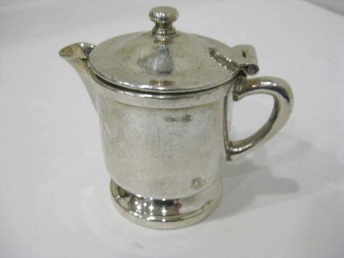 Grand Silver Co. Wear-Brite Nickel Silver Hotel Plate ...