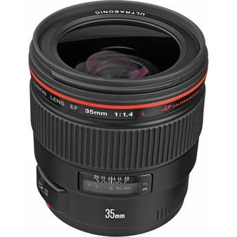 Canon 35mm f/1.4L – I LOVE this lens. I shoot just about 70% of my wedding and lifestyle work with this. It allows me to create energetic candid images without the over distorted look that I might get with a wider lens.