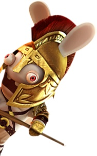 Before Minions, there were Rabbids!!!!!
