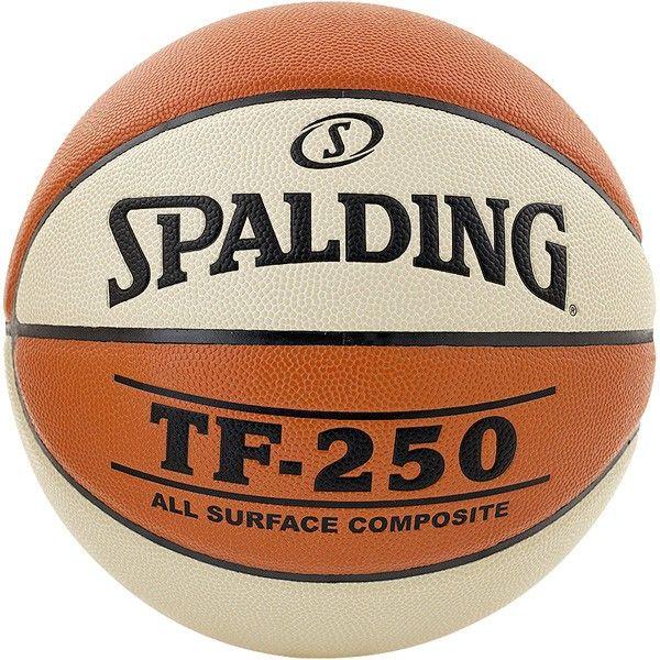 Balón Spalding TF-250 bicolor, balón todoterreno, ideal para combinar el juego en las superficies de interior, y exterior. Talla 6 www.basketspirit.com/Balones
