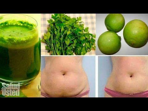 Ella tomó esto durante 6 días en ayuno Es increíble como quedó su abdomen - YouTube