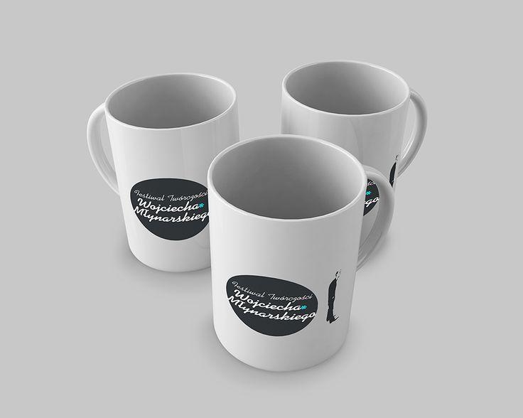 Wojciech Mlynarski Festival Mug Design