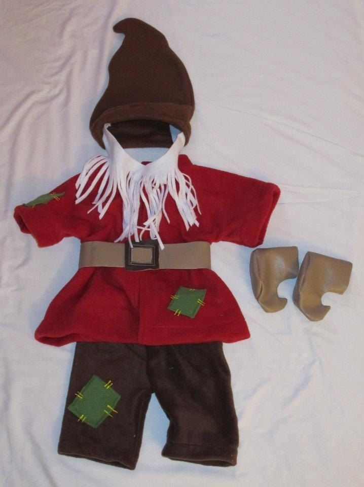 Dwarf costume by Hamnascreations on Etsy