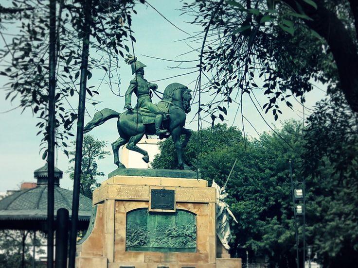 Plaza Belgrano. Santiago del Estero- Argentina