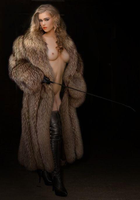 Home of Fur Fetish - cajunfurs: fuzzzy6: Fur fetish girl...
