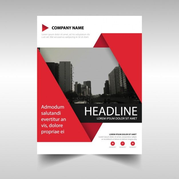 37 Best Cover Images On Pinterest Brochures Brochure Template And