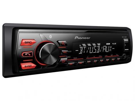 Som Automotivo Pioneer MVH-288BT Bluetooth com as melhores condições você encontra no site do Magazine Luiza. Confira!