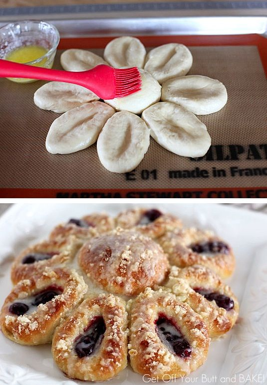 42 Mouthwatering Pull-Apart Recipes   Petal Pull-Aparts