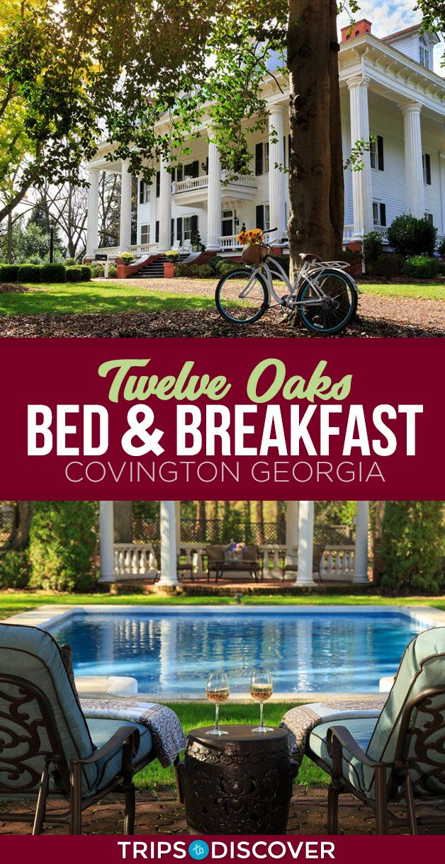 A Stay In This Quaint B B In Georgia Is The Perfect Weekend