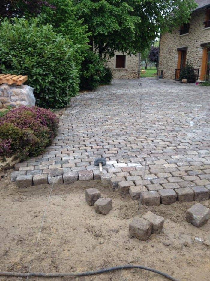 25 b sta terrasse pav id erna p pinterest pav s for Petit pave exterieur
