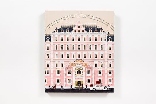 The Wes Anderson Collection: The Grand Budapest Hotel