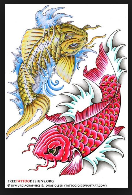 17 best images about koi fish on pinterest pisces for Koi fish representation