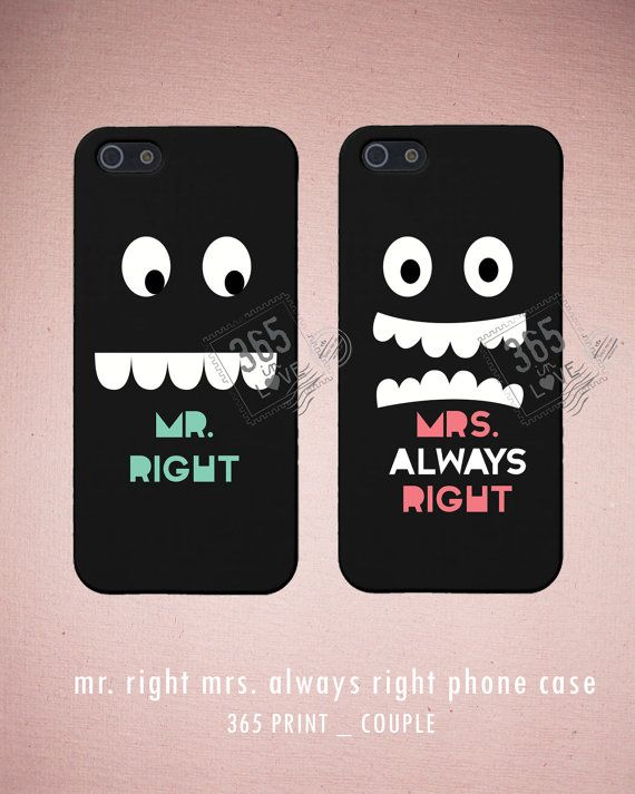 Mrs Always Right Collection Review: Best 25+ Couples Phone Cases Ideas On Pinterest