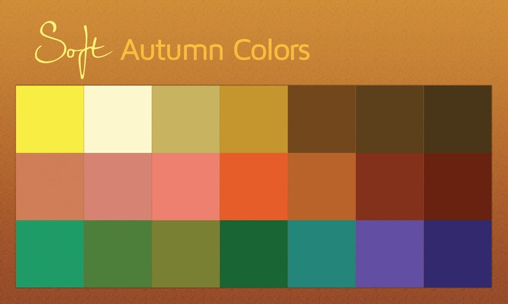152 Best Images About Soft Autumn Wardrobe On Pinterest