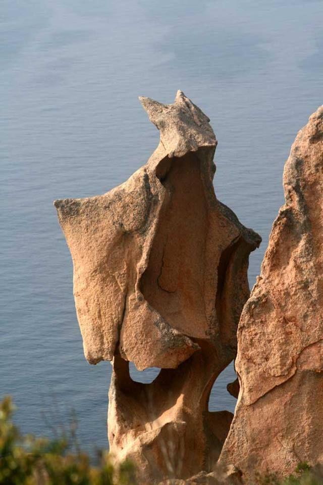 "Roccia "" Il fantasma"" - Sardegna Sud"