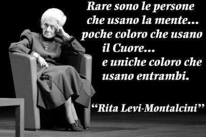 Rita Levi Montalcini  - Citazioni  - Frasi