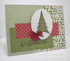 The Paper Players: Winners for Challenge #153: Christmas in July