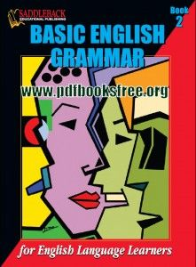 Basic English Grammar Book 2 Pdf Free Download