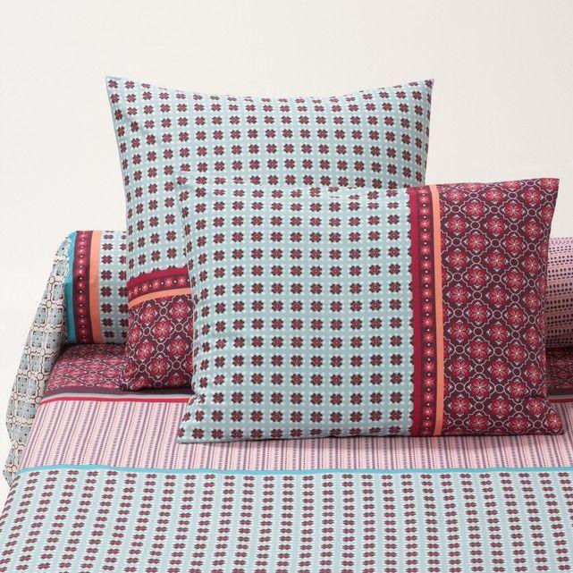 Euzalie Printed Pillowcase
