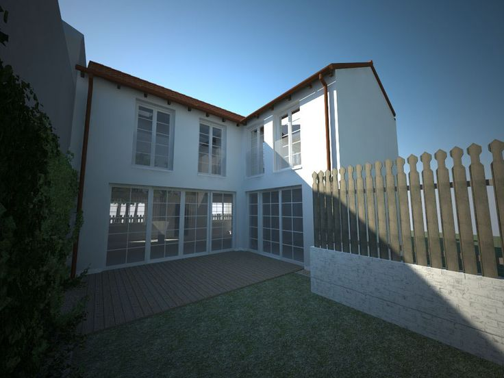 House in Sopot - reconstruction .jpg (1024×768) www.facebook.com/po.prostu.architekci/