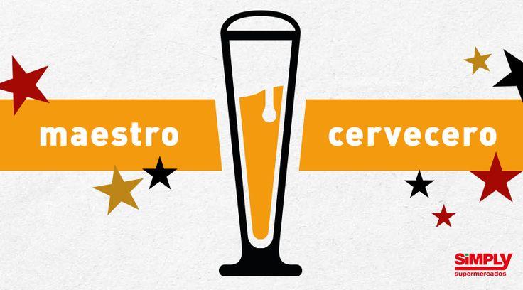 """Soy un maestro cervecero: yo no pido """"una caña"""", yo a las cervezas las llamo por nombre y apellido. ¡Participa tú también en el trivial de la cerveza!"""