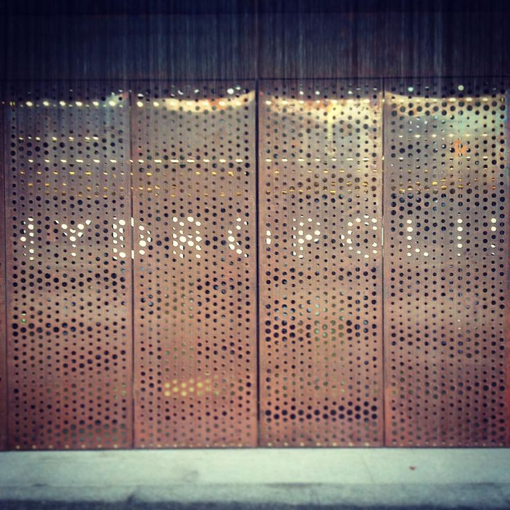 Hydropolis / ART FM #hydropolis #hydropoliswroclaw #minimalism  #copper #copperdesign  #copperpanels #aurubis  #nordicstandard #archdaily  #architect #M2NH #archilovers #architektura #facade #watercurtain #digitalwatercurtain #miedzwarchitekturze #miedz #panelemiedziane #holes #polandarchitecture #polisharchitecture #polishdesign #igerswroclaw #wroclovers #urbanabstraction #wrobiektyw #archspotting #urbanabstraction #architronic #copperconcept