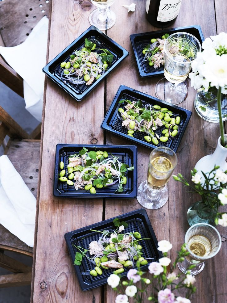 Our kind of party food! Simple, tasty and fresh! kkliving.no