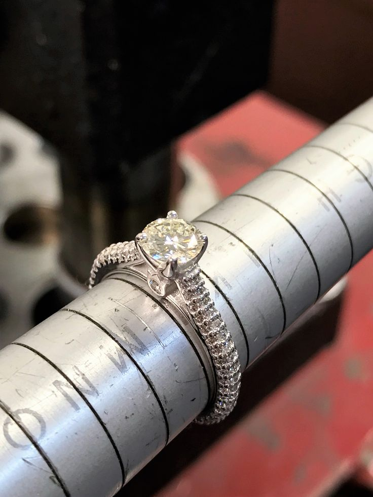 My coffee is from Colombia, my chocolates come from Switzerland and my engagement ring comes from Bresco Diamonds  #highendjewellery, #engagementring, #whitegold, #diamonds, #goldsmiths