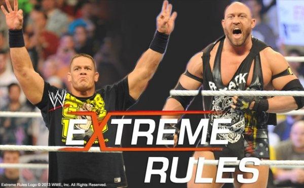 wwe extreme rules ergebnisse