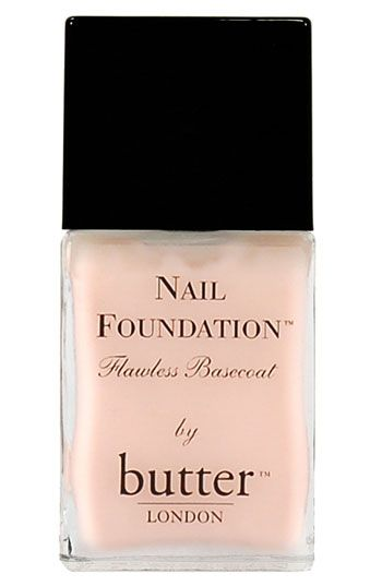 Butter by London base coat = instant nail-saver.