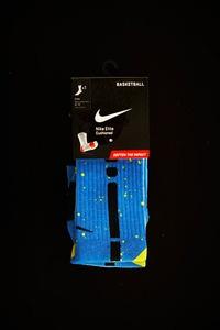 Image of Earthquake V1 - Custom Nike Elite Socks