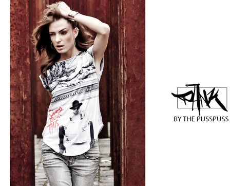 Fully printed tank top featuring fashion photography of Gabor Marton. For more of his work please check www.martonandmatisz.com   Contact us if not sure which size is .  more about us: http://www.facebook.com/PANKbythePussPuss