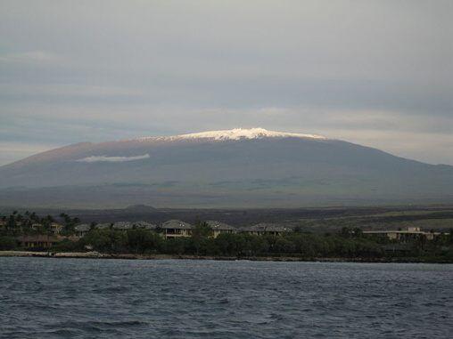 Fotky: Sopka Mauna Kea (Havajské ostrovy)