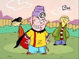 Ed Edd og Eddy (Cartoon-network program bl.a. med planke)