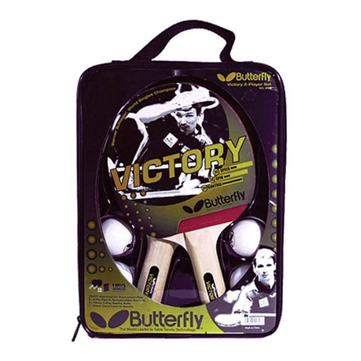 Butterfly Victory 2 Player Table Tennis Set - 203