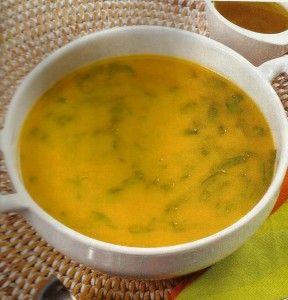 Receita de Sopa Camponesa - A sopa é indispensável na nossa alimentação. Os nutrientes dos alimentos de que é composta não se perdem, pois também ingerimos o caldo onde aqueles se dissolvem. A Sopa camponesa é uma sopa muito nutritiva e com um paladar maravilhoso.