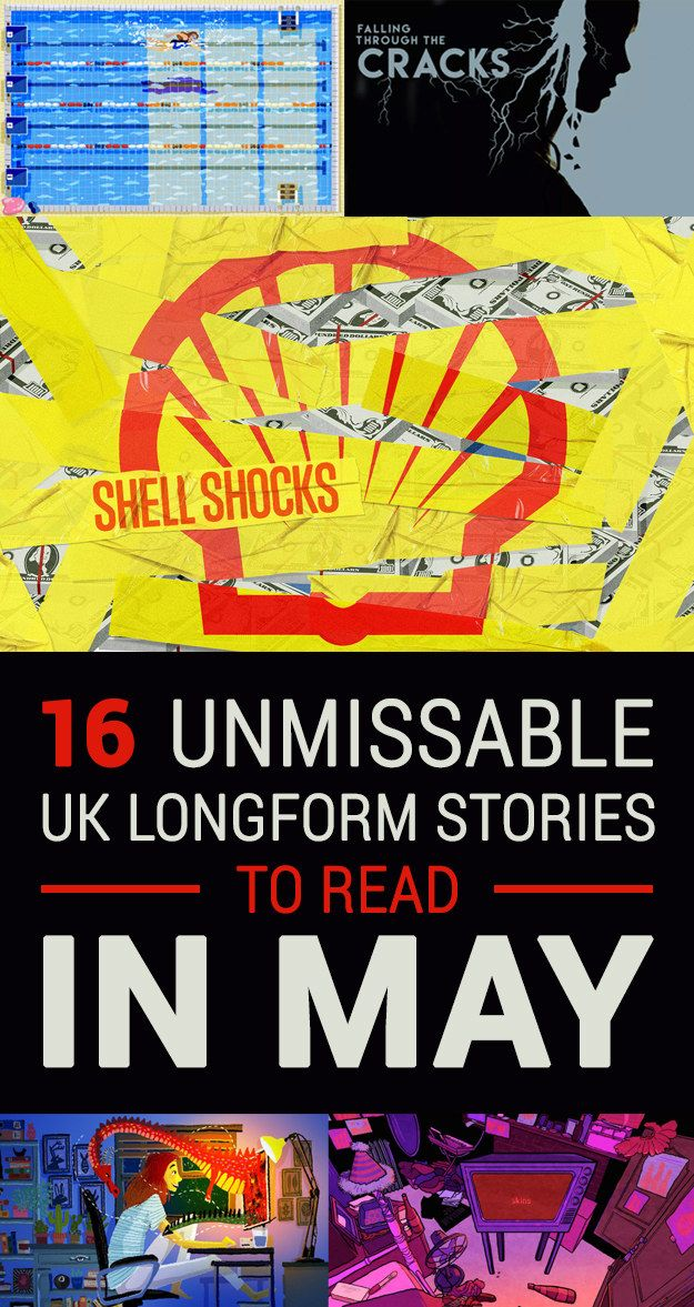The best longform reporting, feature stories, and personal essays from BuzzFeed UK from April.