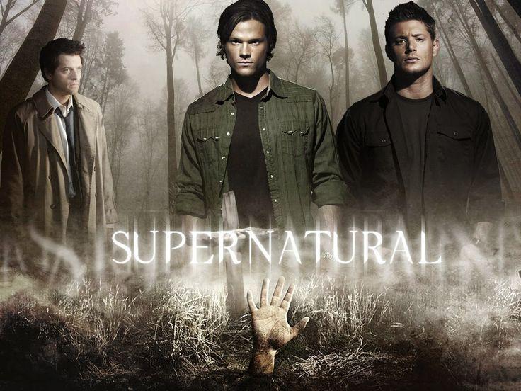 CMG Channel: Torrent -  Sobrenatural 4ª Temporada (Dublado)