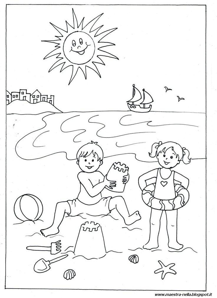 Oltre 25 fantastiche idee su disegni di pesci su pinterest for Maestra valentina estate